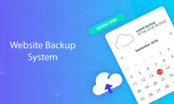 Website Backup System - Never underestimate the importance of a website backup. Faulty updates and plugins, hacks, corrupted files, even human error can mess up your website beyond repair.